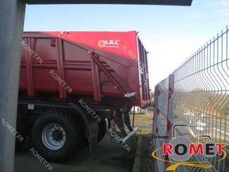 Cereal tipping trailer ARC 16 TONNES - 4