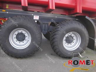 Cereal tipping trailer ARC 16 TONNES - 3