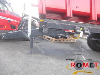 Cereal tipping trailer ARC 16 TONNES - 5