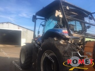 Farm tractor New Holland T6050 - 2
