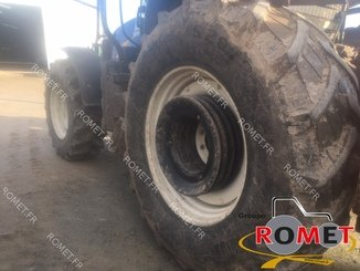 Farm tractor New Holland T6050 - 3