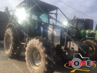 Farm tractor New Holland T6050 - 5