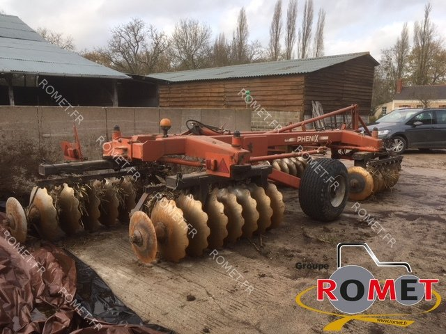 Disc harrow Razol PHENIX TGX28 - 1