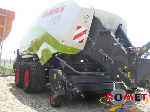 Square baler Claas QUADRANT3300 - 1