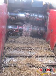 Forage wagon - straw shredder Gyrax 6500L - 2