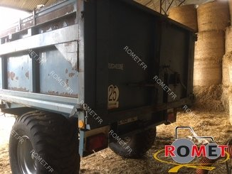 Cereal tipping trailer Duchesne B 8S - 3
