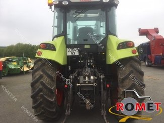 Farm tractor Claas ARION 420 - 2