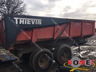 Cereal tipping trailer Thievin TL 140-59 - 4
