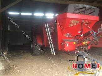Manure spreader Perard OPTIMUM150CL - 1