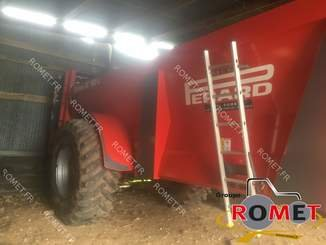 Manure spreader Perard OPTIMUM150CL - 2
