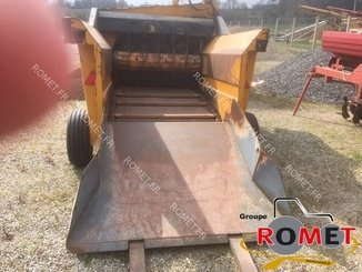 Forage wagon - straw shredder Lucas PAILLOTTE - 2