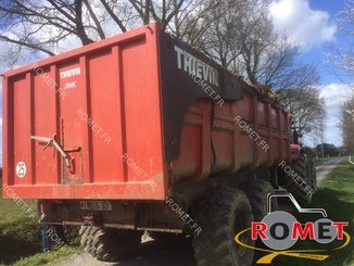 Cereal tipping trailer Thievin COBRA 160-67 - 3
