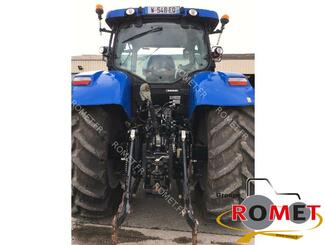 Farm tractor New Holland T7220 - 3