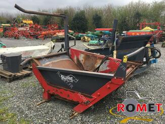 Forage wagon - straw shredder Suire DF - 1