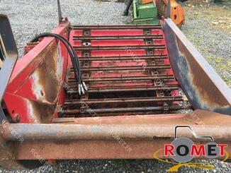 Forage wagon - straw shredder Suire DF - 2