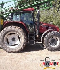Farm tractor Case IH CS100 - 1