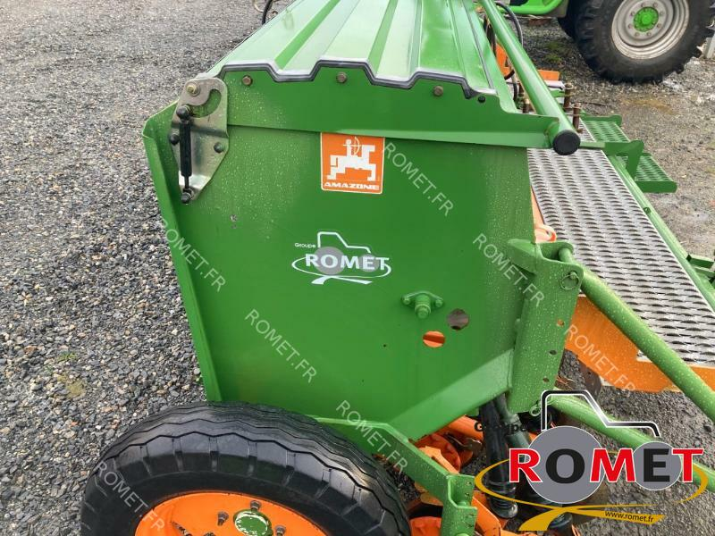 Conventional-till seed drill Amazone D9-30 SPECIAL - 1