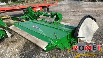 Mower conditioner Mc Hale PROGLIDE R3100 - 1