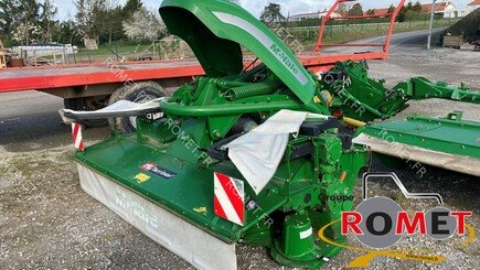 Mower conditioner Mc Hale PROGLIDE F3100 - 1